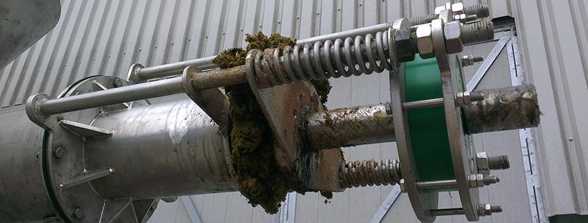 mest fosfaat verwerkbaar metscheider